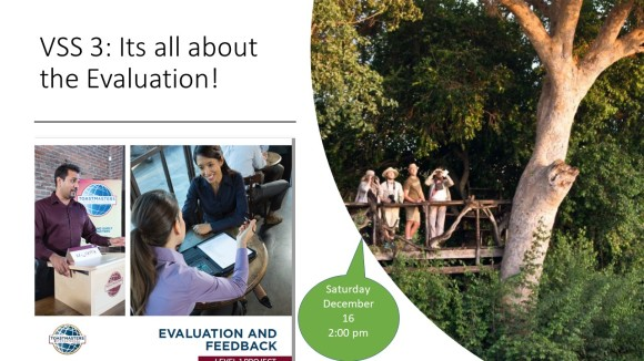 VSS 3 Its all about Evaluation event header