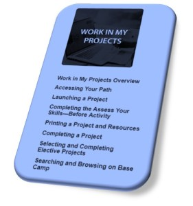 work in my projects