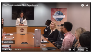 club experience